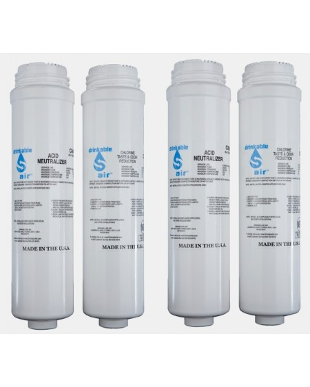 C8 Water filter - 1 Year pack