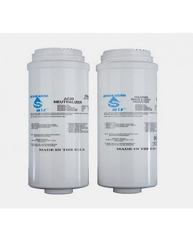 C8 Water filter - pack 6...