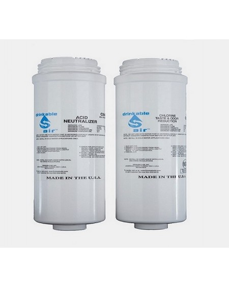 C8 Water filter - pack 6 months